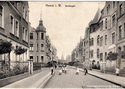 Hamm-Süden / Borbergstraße / Spielende Kinder