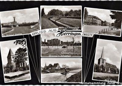 Herringen / Gruss aus Herringen / Mehrbildkarte