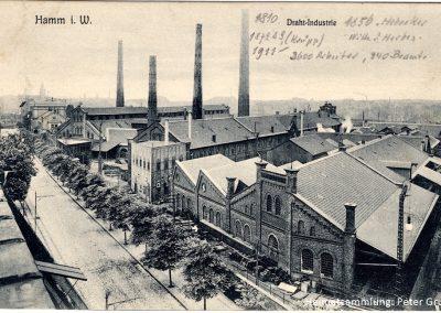 Hamm-Westen / Drahtindustrie 1856